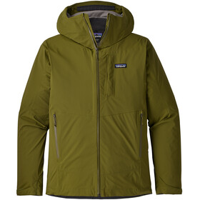 Patagonia M's Stretch Rainshadow Jacket Willow Herb Green
